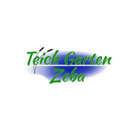 Teich Garten Zeba Logo